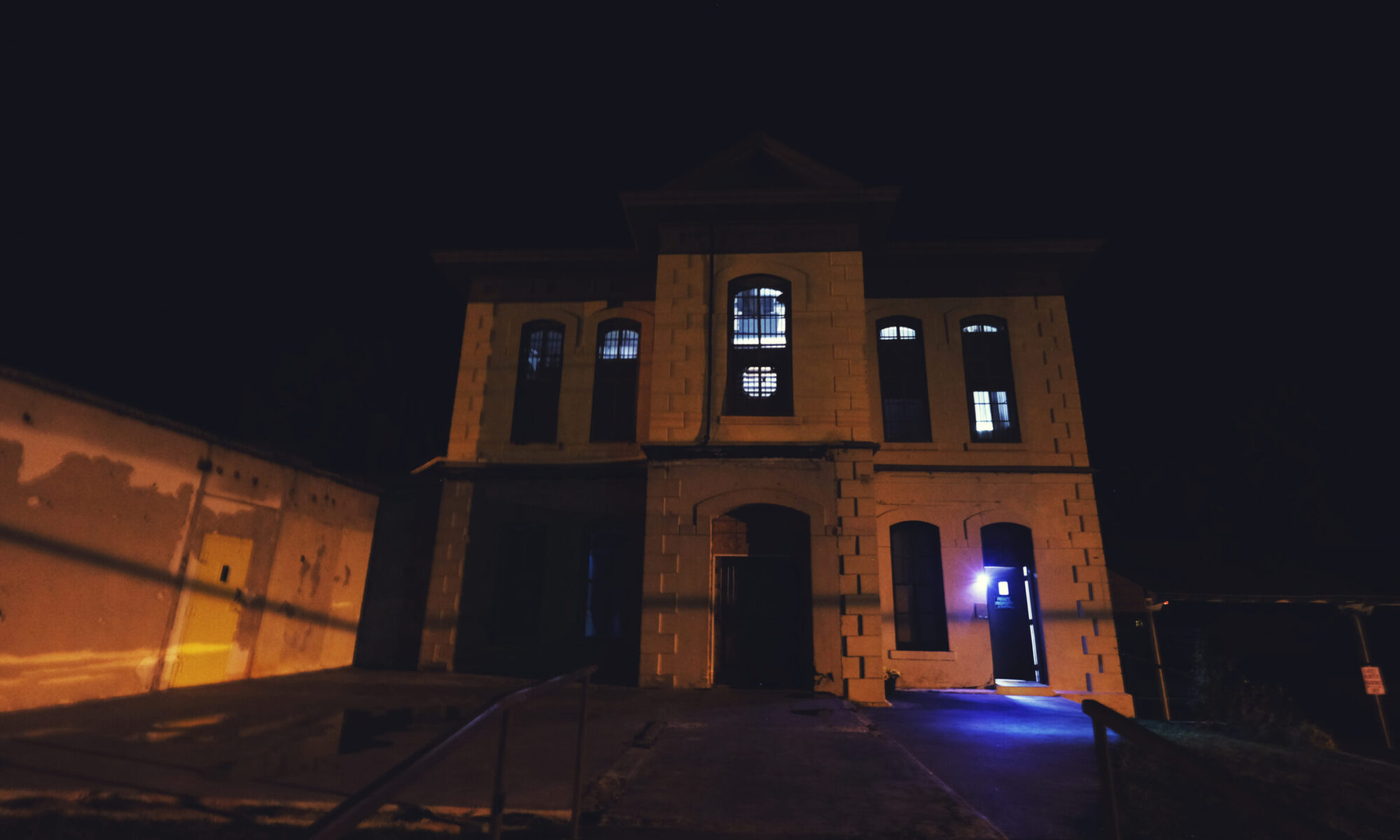 Haunted Old Lavaca County Jail